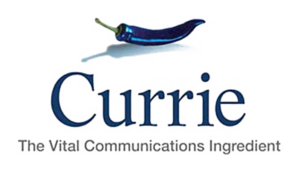 Currie - The Vital Communications Ingredient