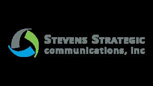 Stevens Strategic Communications, Logo