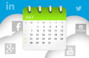 Five Reasons to Create a Social Media Editorial Calendar
