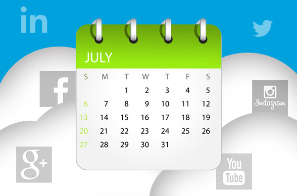 Five Reasons To Create A Social Media Editorial Calendar